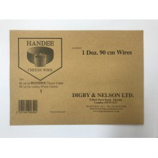 Stainless Steel Replacement Wires 90 cm (x12) -  Standard length