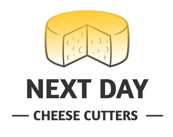 Next Day Cheese Cutters